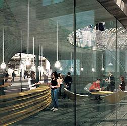 Nabe architecture, lamp design, Geinzer Lopez Arahuetes, Berlin