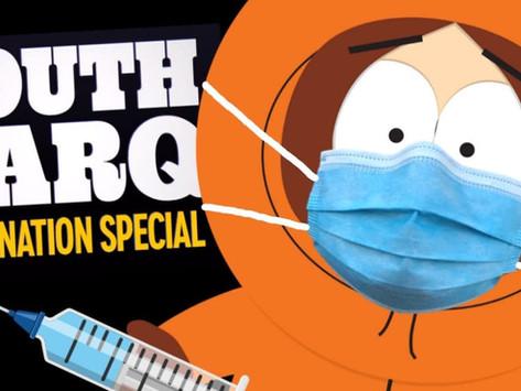 South ParQ Vaccination Special: Bringing Mainstream Attention To Adrenochrome & QAnon