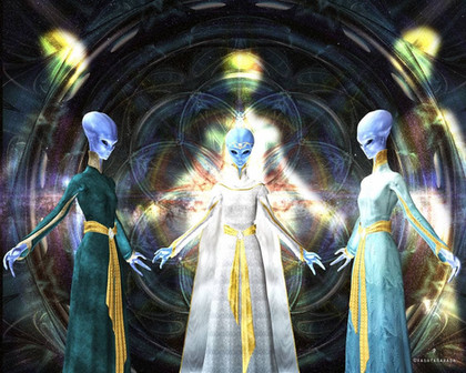Channeled: Who Are The Arcturians?
