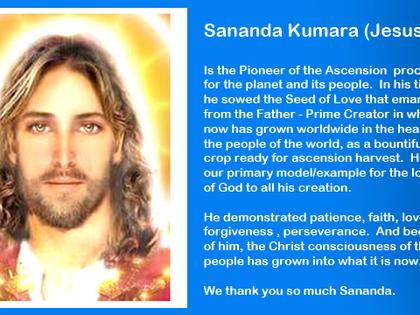 Channeled: Lord Sananda - Many Shall Awaken