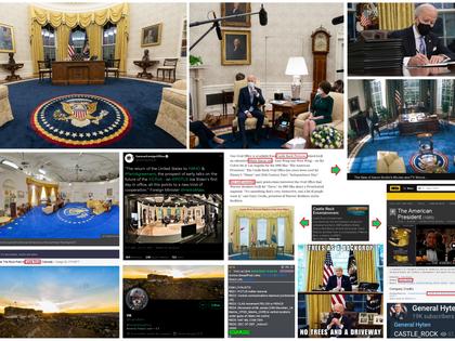 We Are Watching A White Hat Movie: The 2021 USA Inc. Joe Biden Shadow Presidency