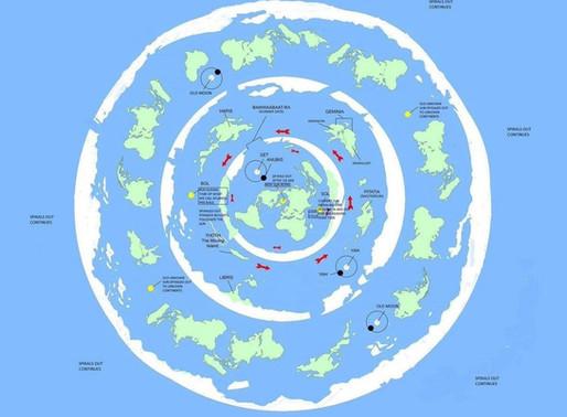 "The Earth Is Flat & Stationary: Destroying The Freemasonic Luciferian Globalist ""Globe"" Lie"