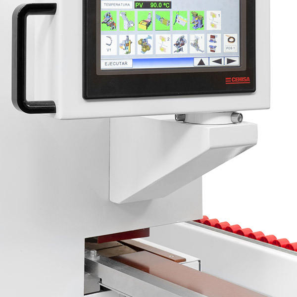 "10"" Colour Touch Screen"