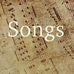 Songs - Sing to the LORD a New Song ... for He comes to judge the earth in righteousness!
