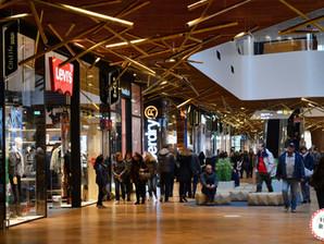 Novo shopping por Zaha Hadid!