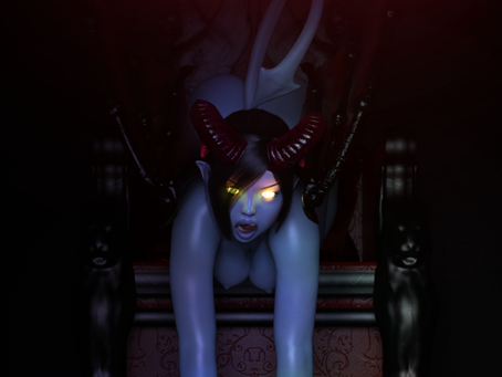 The Succubus Dream Teaser