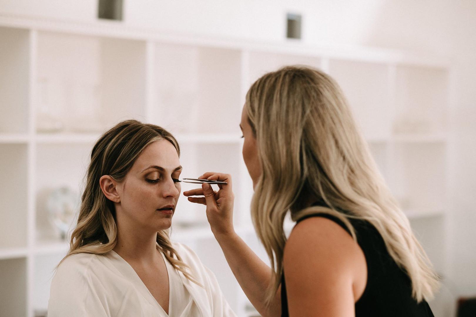 lovestonedbridal - Monique Lawler Makeup