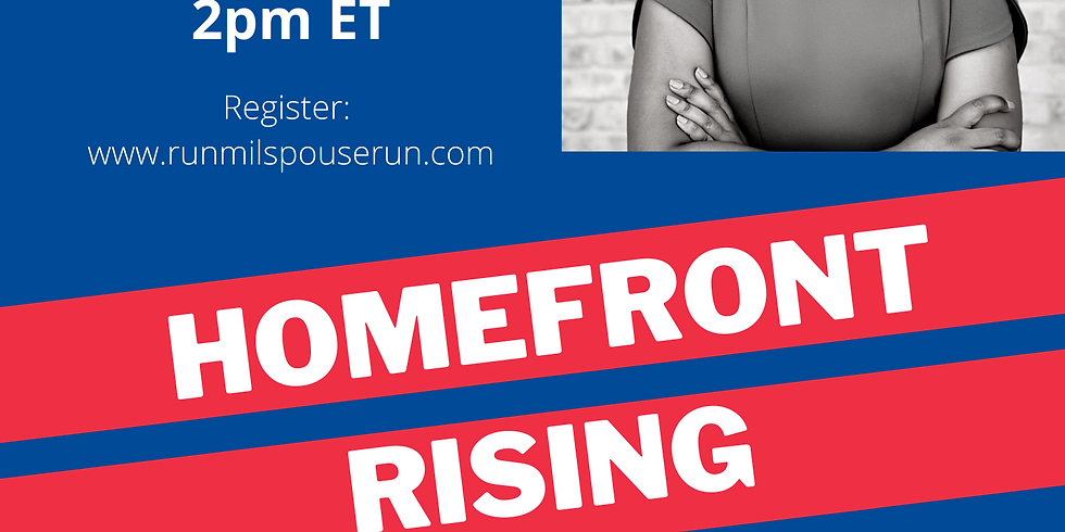 Homefront Rising Chat with Lakesha Cole