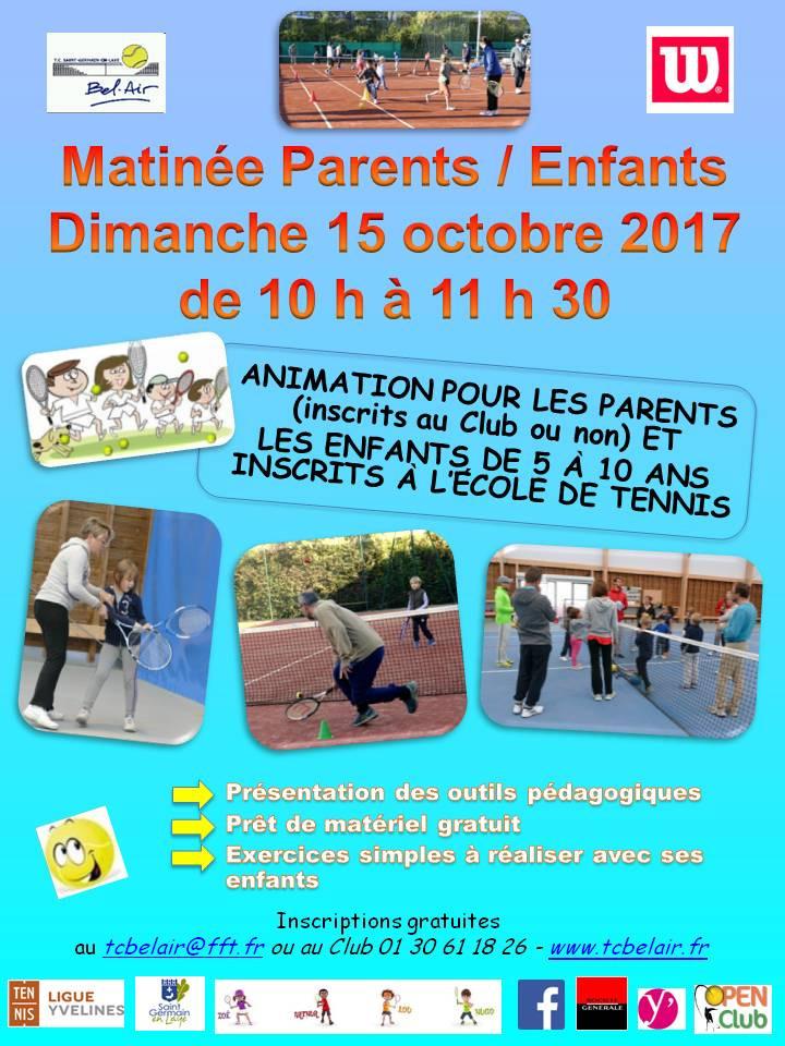 MATINEE PARENTS/ENFANTS