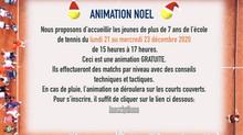 🎄 ANIMATION DE NOEL 🎄