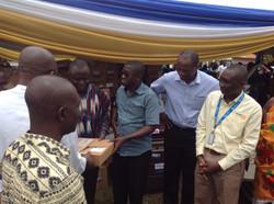 Asanko Gold donates