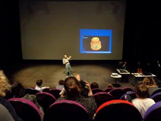 Rencontres au cinéma L'Alhambra à Marseille