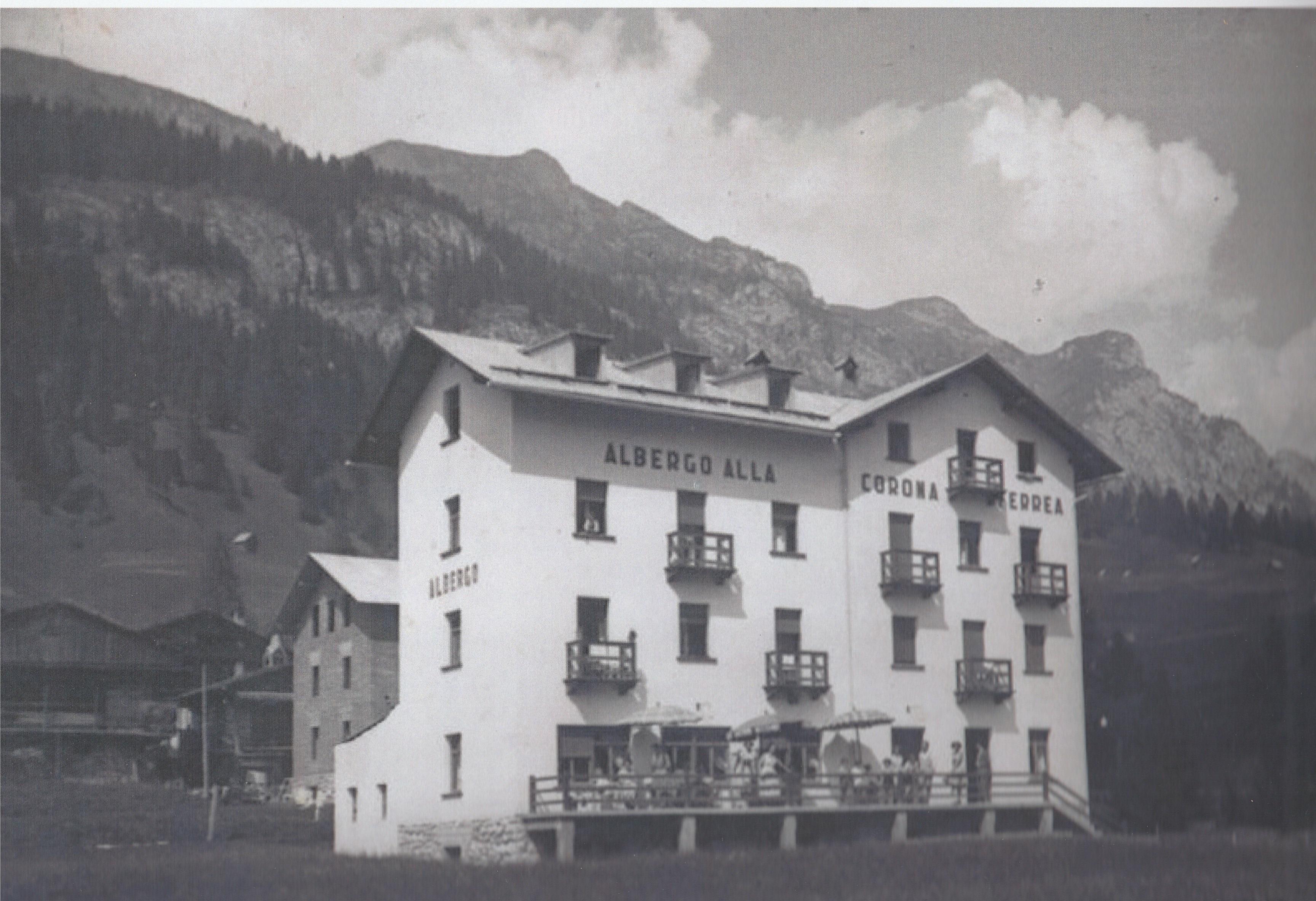 anni 60 hotel sappada