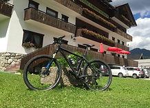 bike hotel sappada