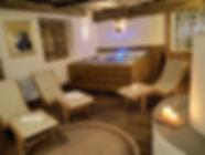 alpi, hotel corona ferrea, sappada, dolomiti,spa, wellness, whirlpool, sauna, alpy, italie,vířivka