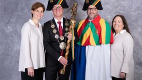 Gallipaar Hartmann feiert «100 Jahre Galli-Zunft»