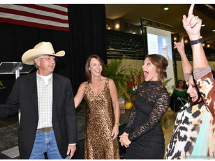 """What's better than winning $5,000 at the 2019 """"Salute to Our Heroes"""" Gala and Drawdown?"""