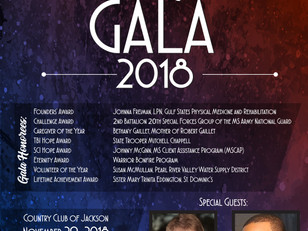 2018 Salute to Our Heroes Gala