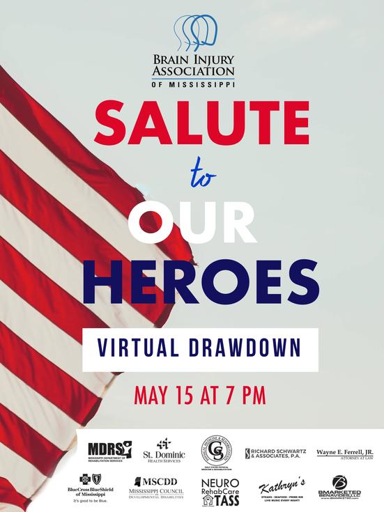 BIAMS Virtual Drawdown - May 15th!