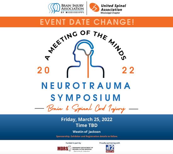 New Date Has Been Announced! NeuroTrauma Symposium 2022