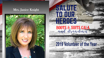 "2019 ""Salute to Our Heroes"" Volunteer of the Year Award Recipient"