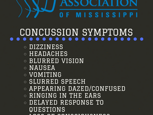 "Concussion Awareness - ""Heads Up Mississippi"""