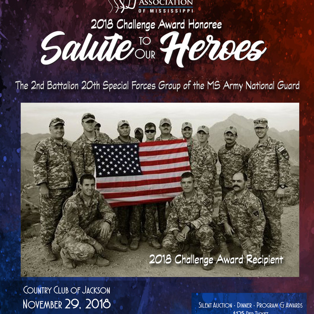 Salute Heroes feature Gala Guard spotlig