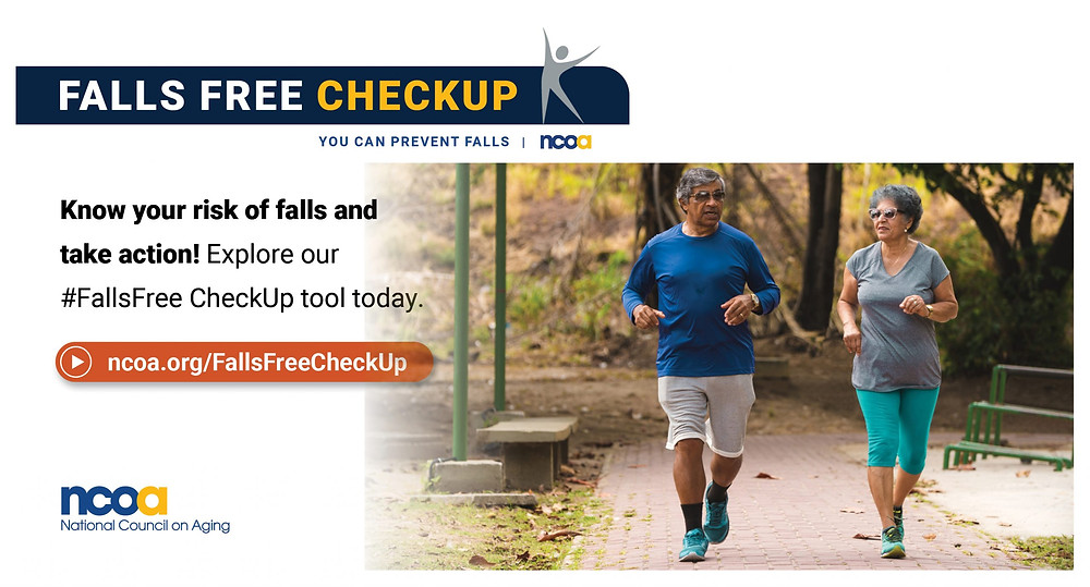 NCOA - Fall prevention check up