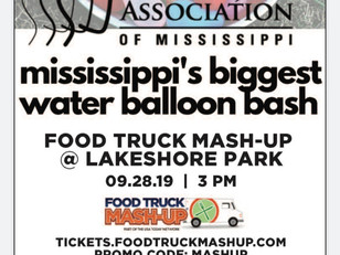 Brain Injury Association of MS to be the charity partner with USA Today's Food Truck Mash-up