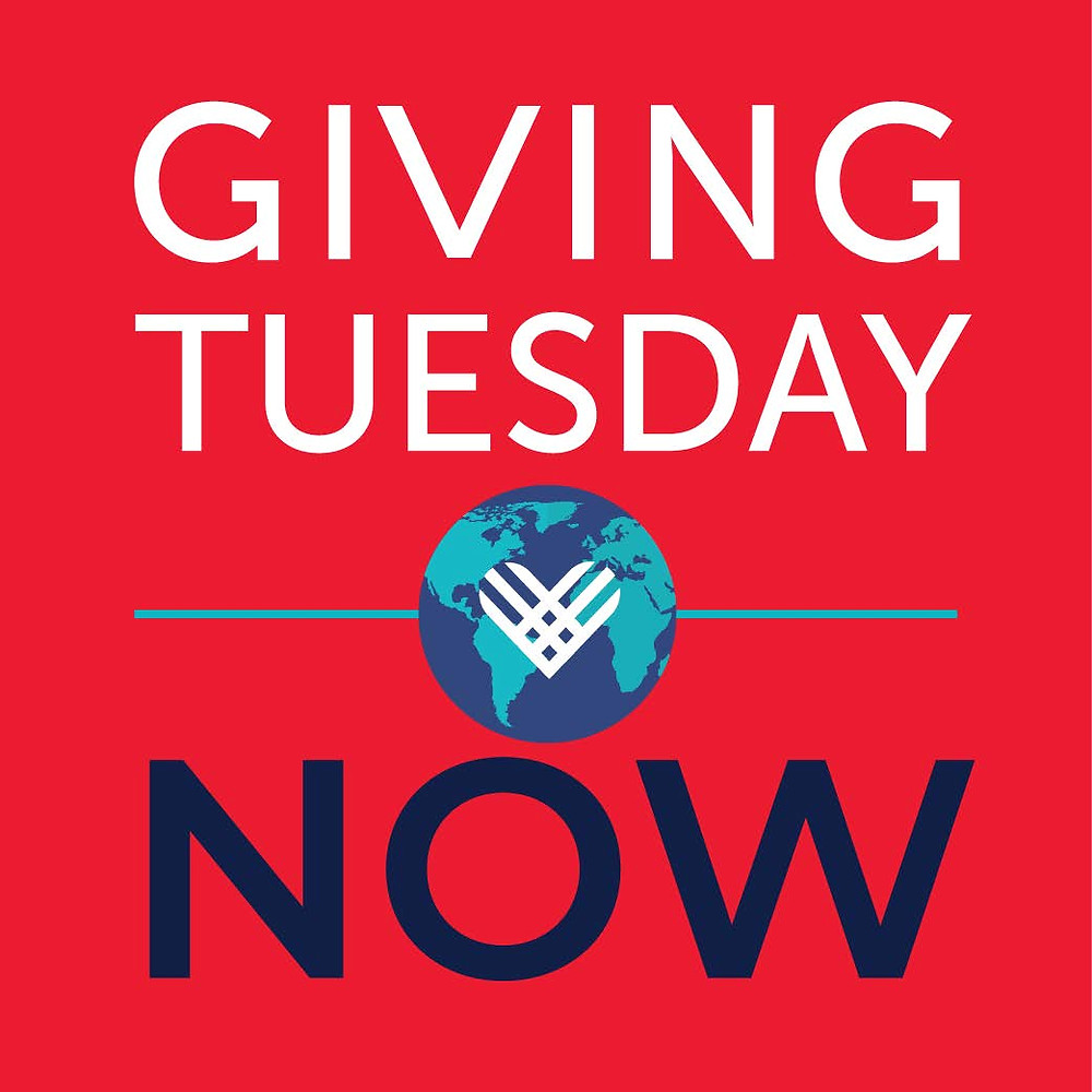 GivingTuesdayNow logo