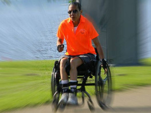 If you are looking for a race that is wheelchair accessible, look no further!
