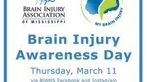 Mark your calendars for Brain Injury Awareness Day - survivor stories!