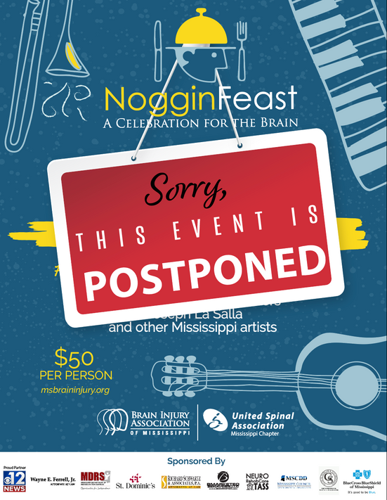 NogginFeast Has Been Postponed!