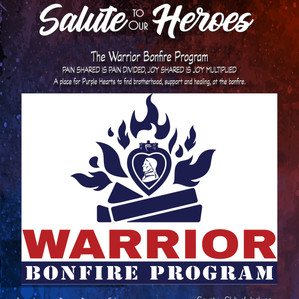 Salute Heroes feature spotlight Warrior