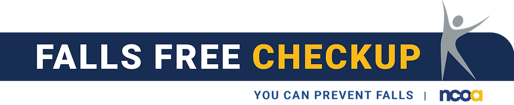 CLICK ON LOGO to take falls free check up