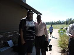 Robert Brazile and Rob Jay