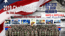 "2019 ""Salute to Our Heroes"" Challenge Award Recipient"