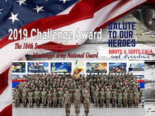 """2019 """"Salute to Our Heroes"""" Challenge Award Recipient"""