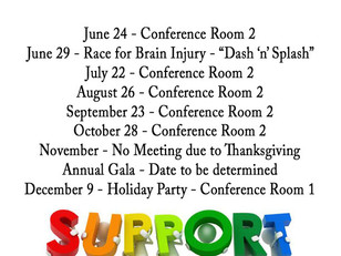 Jackson Support Group Meetings & Events