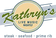 Sponsor Highlight:  Kathryn's Steakhouse and Seafood Restaurant