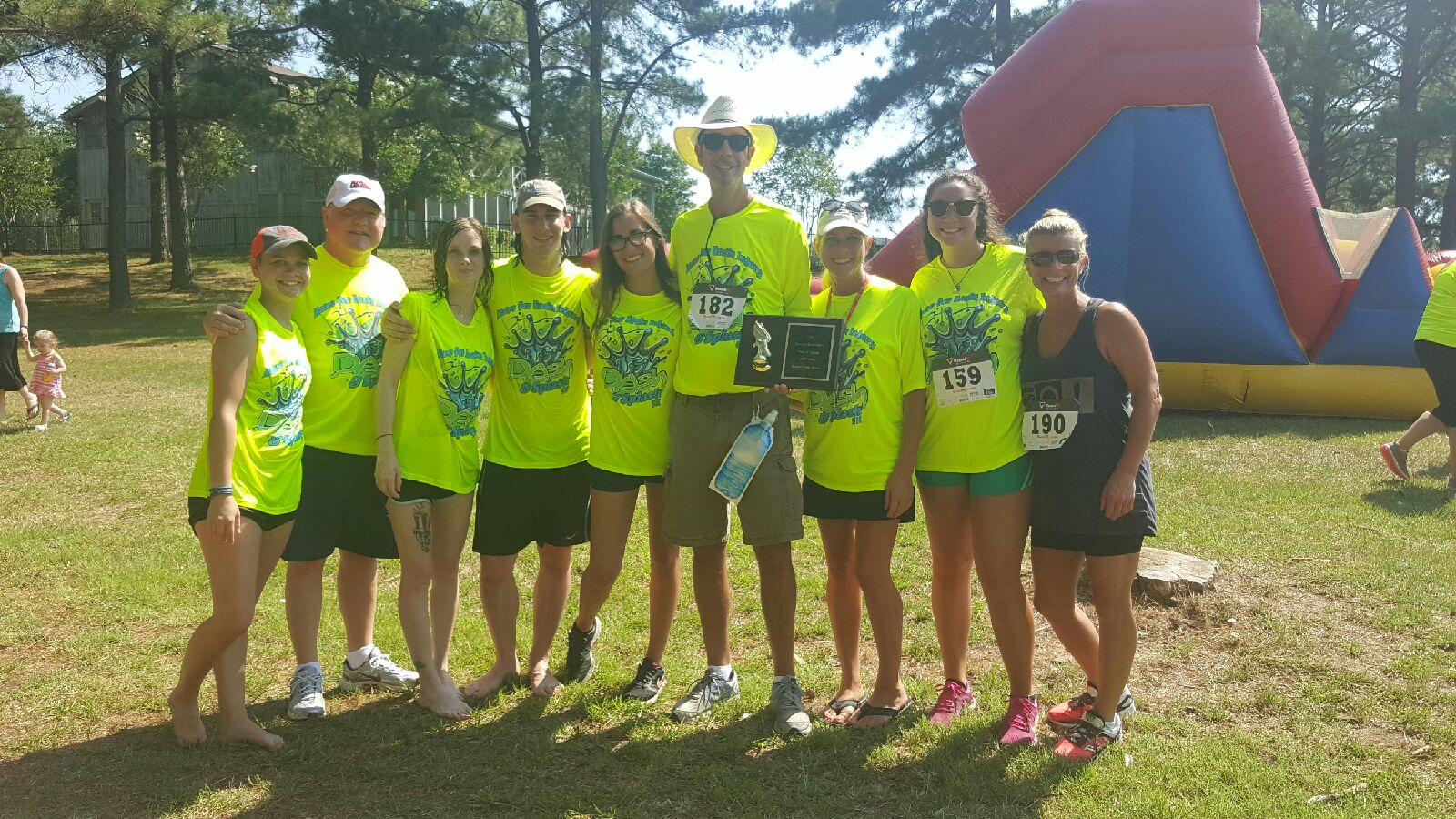 2016 Race for Brain Injury Dash n Sp