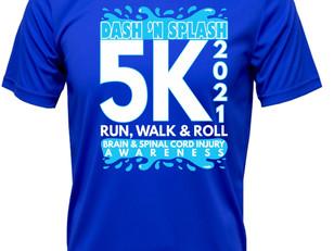"Ready to walk, roll, run and ""Dash 'N' Splash"" in style?"