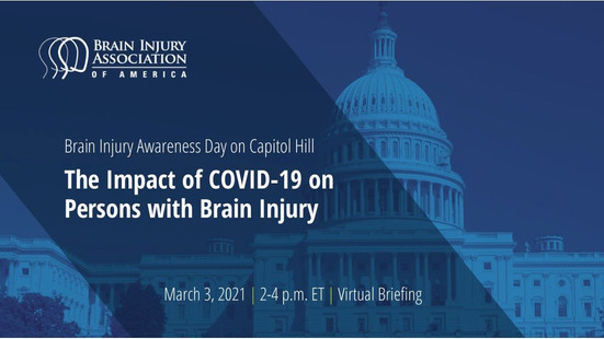 Brain Injury Awareness Day On Capitol Hill