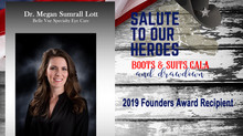 "2019 ""Salute to Our Heroes"" - Founders Award Recipient"