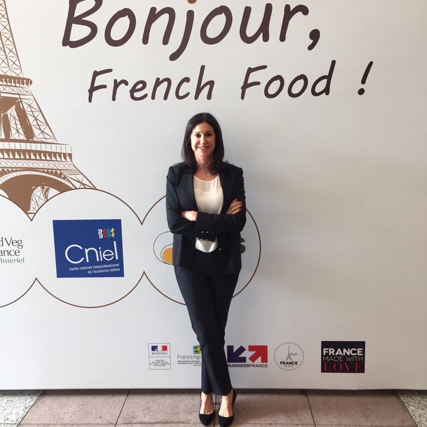 Bonjour French Food: Seminário sobre Frutas e Queijos SP/2016  Traduction simultanée Séminaire: Fruits et Fromages