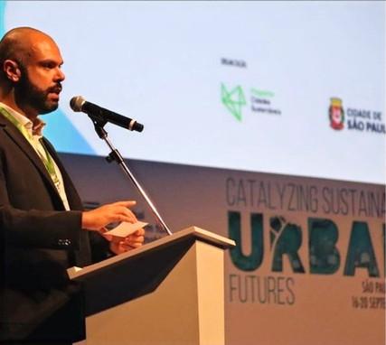 2ª Conferência Internacional sobre Cidades Sustentáveis Prefeito Bruno Covas 2019/SP  Conférence Internationale Villes Durables Maire Bruno Covas