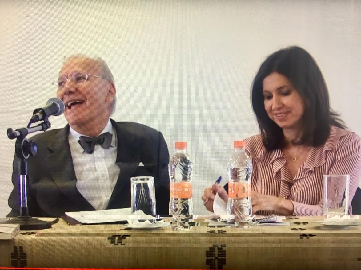 Sociólogo Michel Maffesoli Instituto Palas Athena SP/2018  Colloque International Sociologue Michel Maffesoli