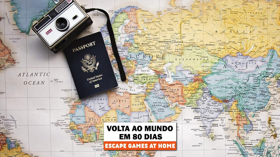 Volta ao Mundo em 80 dias