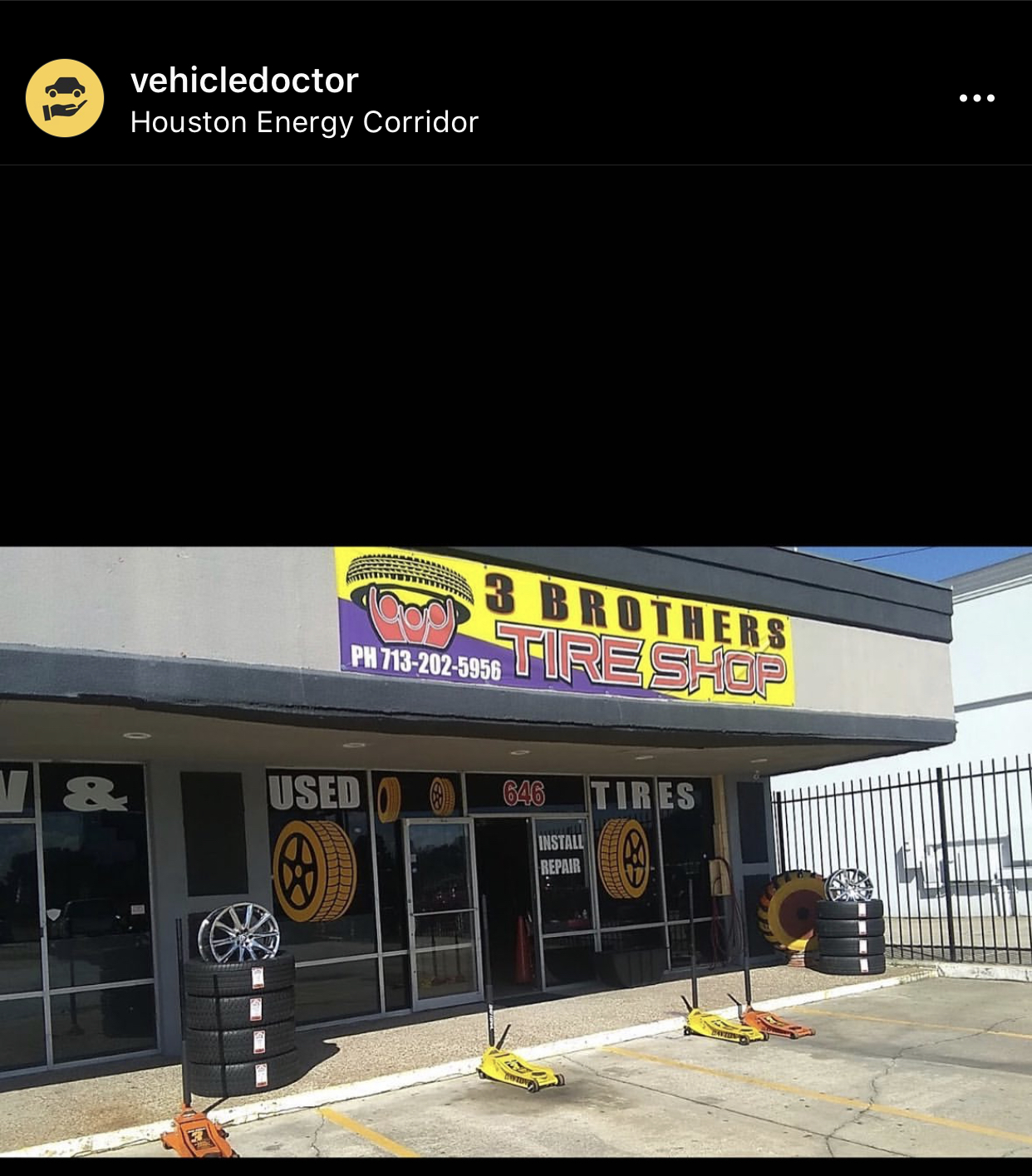 3 Brothers Tire Shop