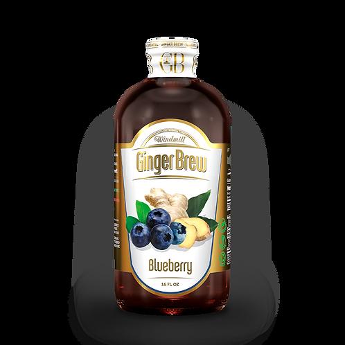 Blueberry Ginger Brew - 6 Pack